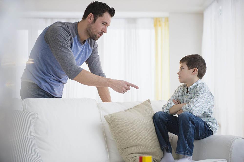 انواع روش ها تنبیه کودک | جدیدترین روش ها تنبیه کودک