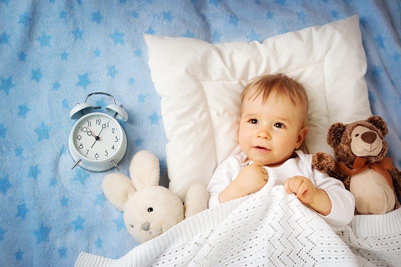 مشکلات خوابیدن کودکان